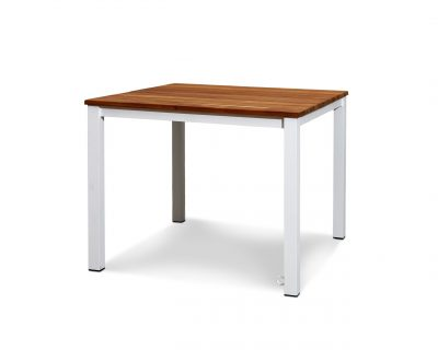 Origin timber square 0.9m x 0.9m dining table