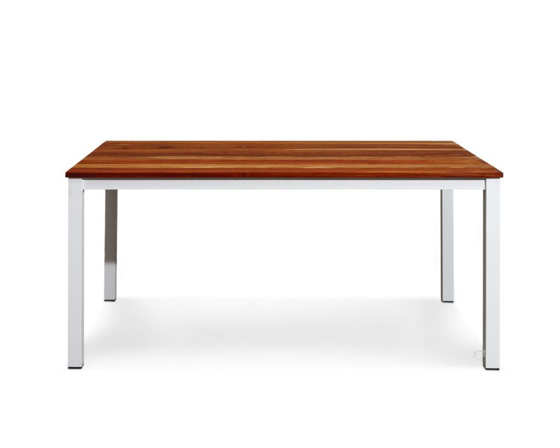 Origin timber rectangle 1.6m x 0.9m dining table