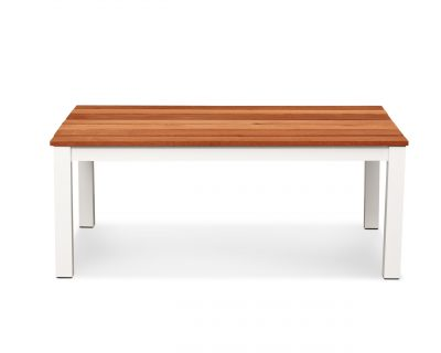 Origin timber rectangle side table