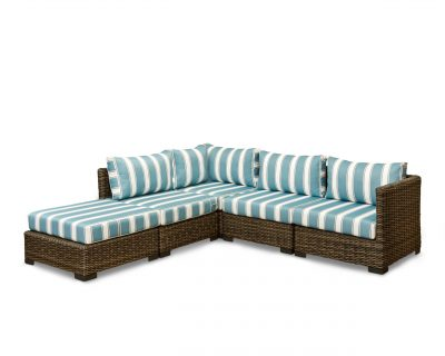 Simbithi four seater chaise