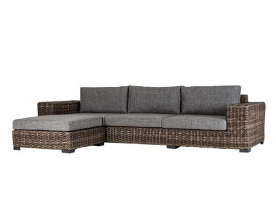 Zimbali three seater chaise