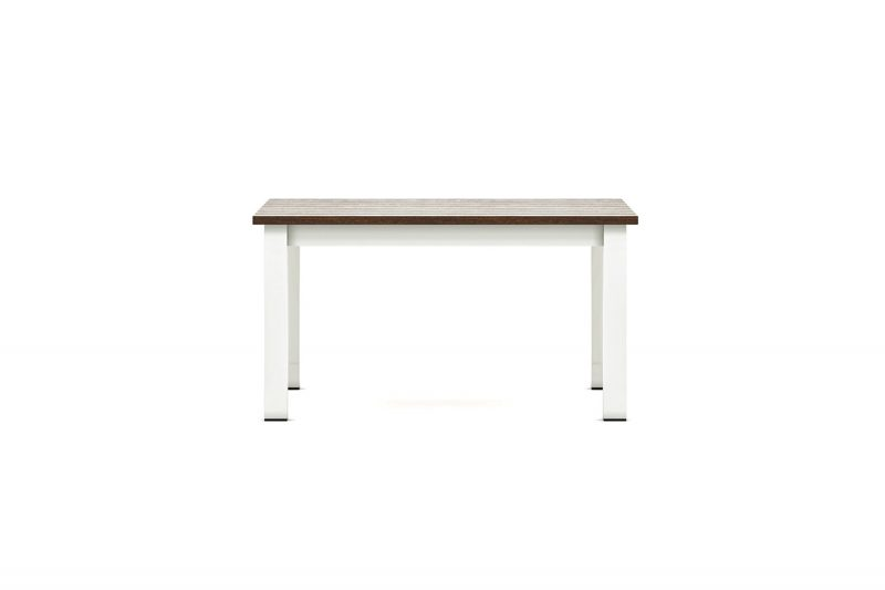 Origin high arm timber square coffee table