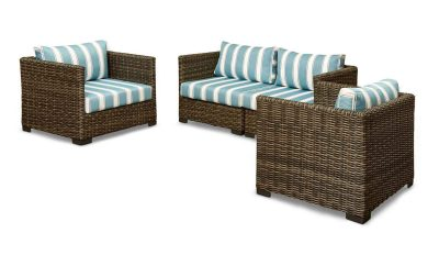 Simbithi 4 seater outdoor patio suite