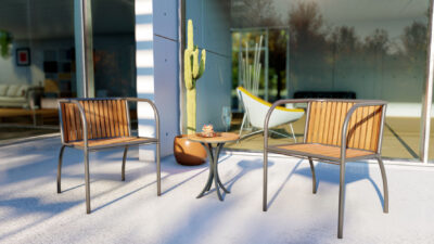 Axon Occasional Chair Set